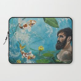 Observe and Let Go Laptop Sleeve