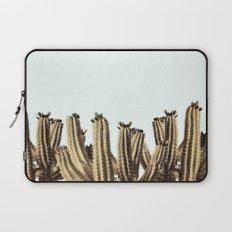 Vintage Cactus Laptop Sleeve