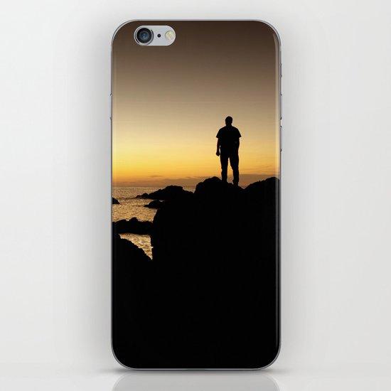 Sunset Silhouette iPhone & iPod Skin