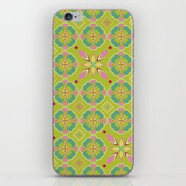 Roseline II 5 iPhone Skin