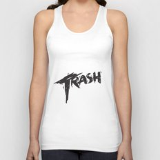 Trash Unisex Tank Top