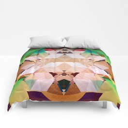 Jungle Jewels Comforters