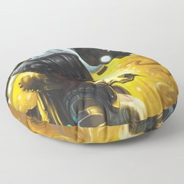 Entoverse Floor Pillow