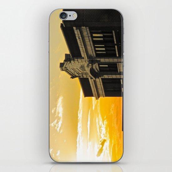 Palace Theatre Sunset iPhone & iPod Skin