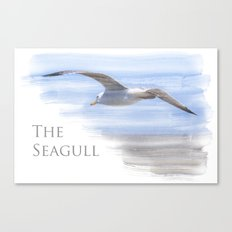 The Seagull Canvas Print