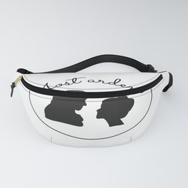 Most Ardently - Pride and Prejudice by Jane Austen Fanny Pack