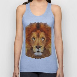 His Majesty Unisex Tank Top
