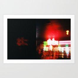 Club Deuce Art Print