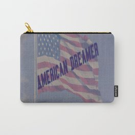 American Dreamer Carry-All Pouch