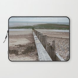 Littlehampton Beach_9 Laptop Sleeve