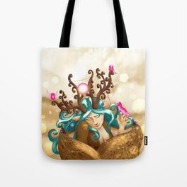 Commissions | Forest Nymph Tote Bag