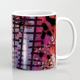 Rails on Red Coffee Mug