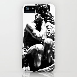 NO Mercy for the Weak iPhone Case