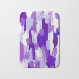 Purple Cora Bath Mat