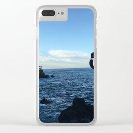 San Sebastián Clear iPhone Case