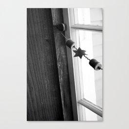 Ornament 01 Canvas Print