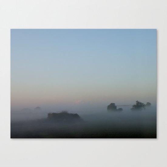 Misty Days #2 Canvas Print