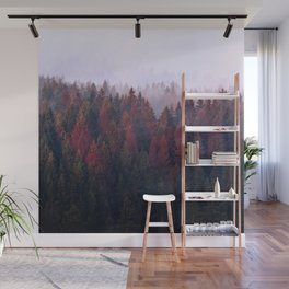 The Ridge Wall Mural
