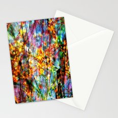 Colorful Symphony of Spring  Stationery Cards