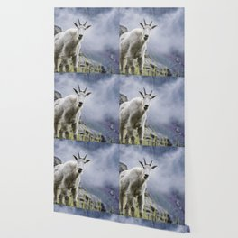 Mountain Goat Wallpaper