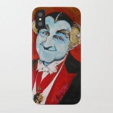 The Munsters Grandpa Munster iPhone X Slim Case