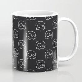 SKULLZ - Black & White Edition Coffee Mug