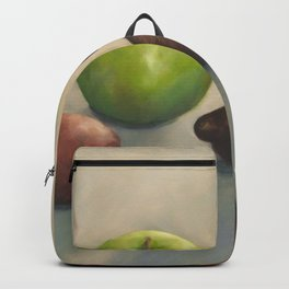 Still life, autumnal tones Backpack