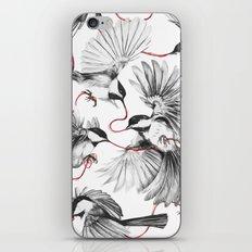 DESTINY RED THREAD iPhone & iPod Skin