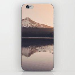Wild Mountain Sunrise iPhone Skin