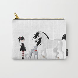 Dreamer and her Companions Carry-All Pouch