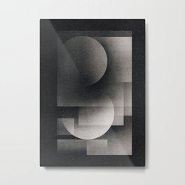 Multidimensional Metal Print