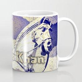 Spirit of the Great Gobi Desert - Genghis Khan Coffee Mug