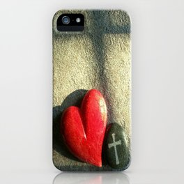 """""""Heart and Soul"""" iPhone Case"""