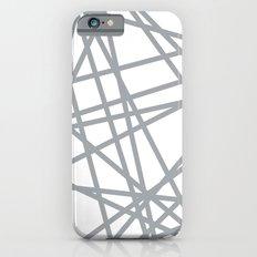 To The Edge Grey Slim Case iPhone 6s