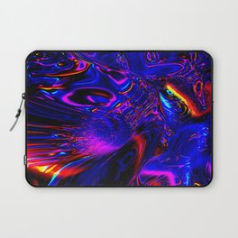 Psych Waves Laptop Sleeve