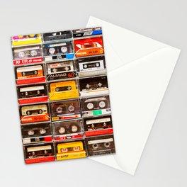 Something Nostalgic V - Music - Global Language #decor #society6 #buyart Stationery Cards