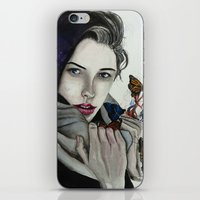 celestial iPhone & iPod Skins featuring Celestial by Kylerg