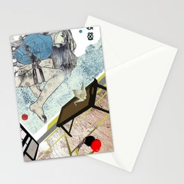 shibari_4 Stationery Cards