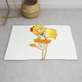 Sailor Venus LOVE Rug