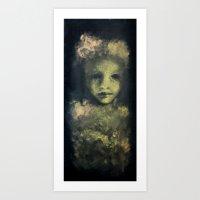 """Joan Of Ark"" by Nisus L'art Art Print"