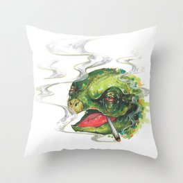 Wait... What?  Throw Pillow