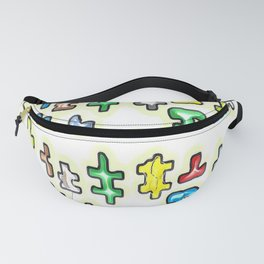 Cannot find All my Pieces Fanny Pack