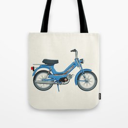 Motorbike Automatic 3 MS - Tomos Tote Bag