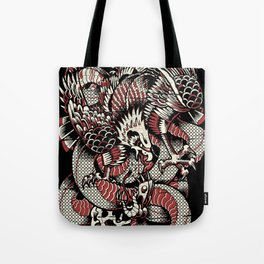 wreckage Tote Bag