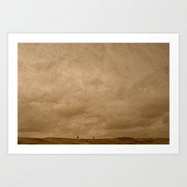 Tuscany - Study 42 Art Print