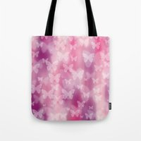 girly Tote Bags featuring Girly! Girly! Girly! by Digi Treats 2
