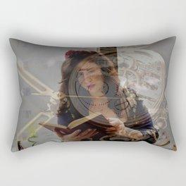 Lisa Marie Basile, No. 106 Rectangular Pillow