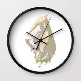 [A'sHMs] #LEDERHOSEN Wall Clock