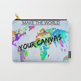 This Big World Carry-All Pouch