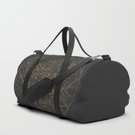 Visible Heavens - Dark Duffle Bag